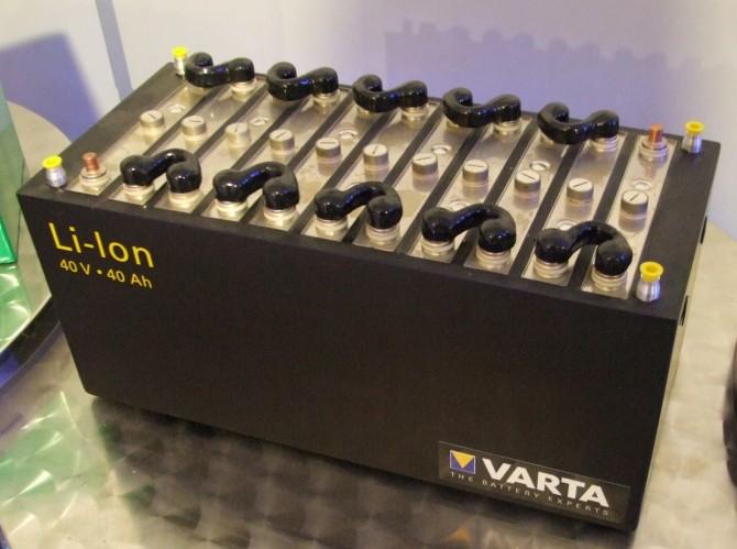 최근 리튬이온전지 수요가 늘면서 리튬 가격이 치솟았다. - Claus Ableiter(위키미디어) 제공